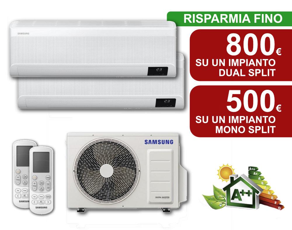 offerta climatizzatori pompa di calore conto termico